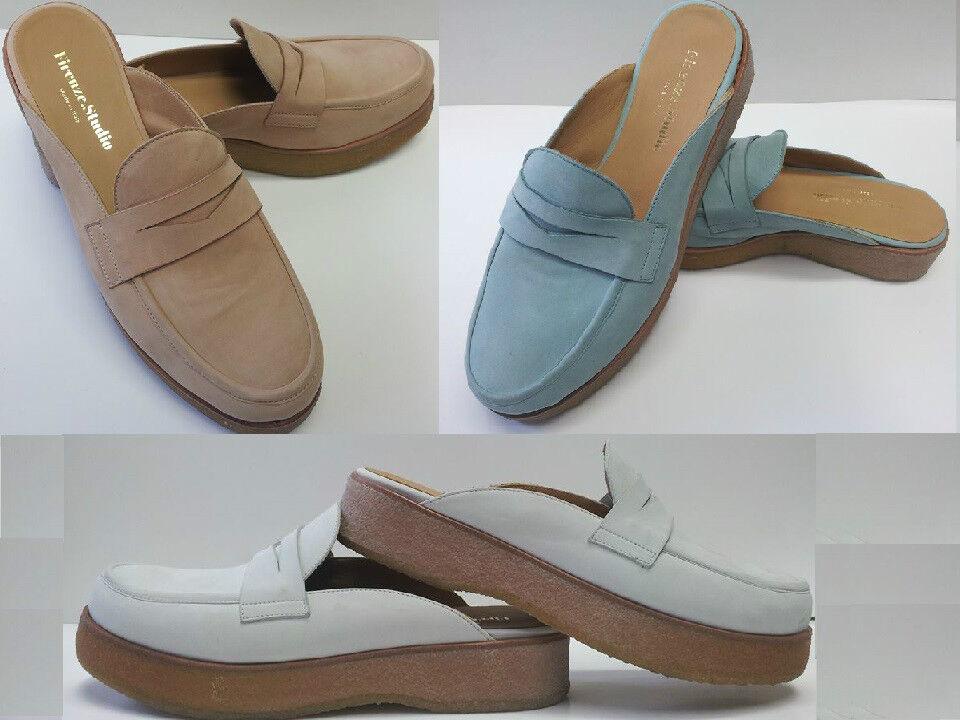 Schuhe Damenschuhe Sabot 37 Camoscio Woman Schuhes MADE IN ITALY  Schuhe Pantofi