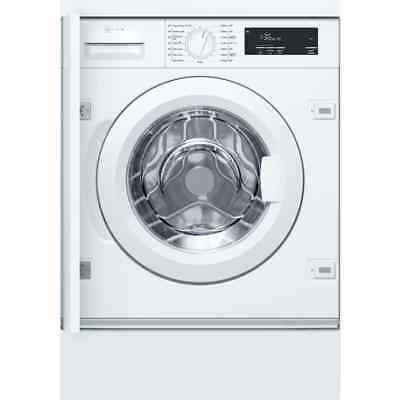 NEFF W543BX0GB A+++ Rated Integrated 8Kg 1400 RPM Washing Machine White New