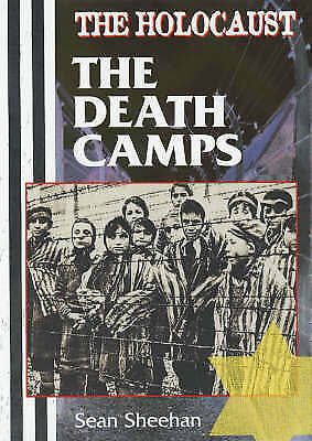 The Holocaust: Death Camps-ExLibrary