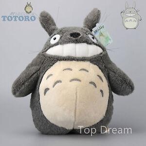 STUDIO-GHIBLI-My-Neighbor-Totoro-Grin-TOTORO-Plush-Doll-Soft-Toy-15-039-039-Kids-Gift