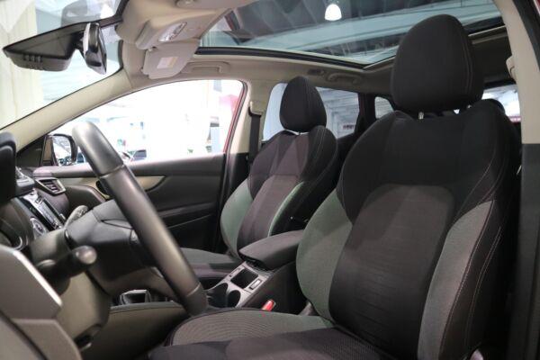 Nissan Qashqai 1,5 dCi 110 N-Connecta billede 9