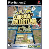 Capcom Classics Collection Playstation 2 Ps2 And Sealed