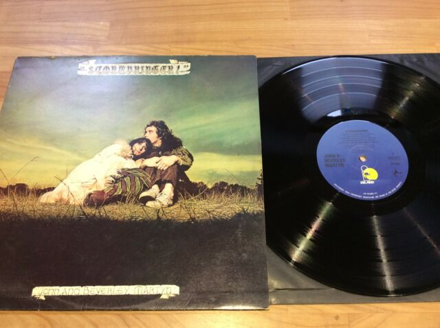 John and Beverly Martin Stormbringer lp island reissue