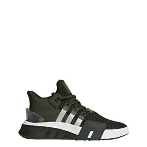 on sale c3371 33ca7 Details about adidas Mens EQT BASK ADV Cargo/White - B37518
