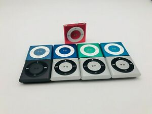 W0047-iPod-shuffle-4th-Generation-A1373-Blue-Wholesale-Junk