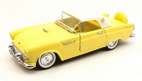 Ford Thunderbird Hard top 1956 Gelb 1 43 Model RIO4328 RIO  | Qualitativ Hochwertiges Produkt