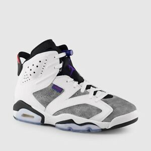 promo code cfc88 7b93d Image is loading Nike-Air-Jordan-Retro-VI-6-FLINT-Flight-