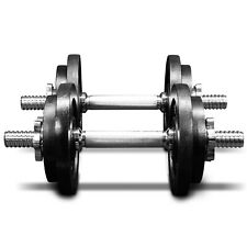 Yes4All D8UJ Cast Iron Adjustable Dumbbell