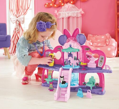 Disney Junior Mickey//Minnie Mouse Clubhouse Jouet Playsets-Neuf