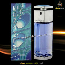 Romance Forever Men EDP Spray 100ml RASASI UK & EU Official Distr 100% ORIGINAL