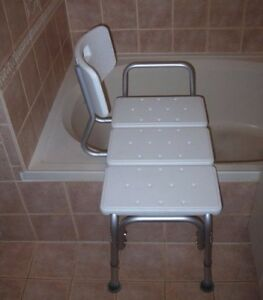 Shower Chairs For Elderly Medical Disabled Handicapped Bath Bathtub Seat Benc