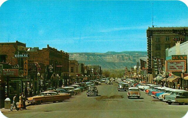 Main Street Memories | Grand junction colorado