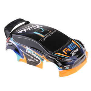 Painted-Car-Shell-Body-Cover-RC-Car-Spare-Parts-Finished-Body-Shell-Frames