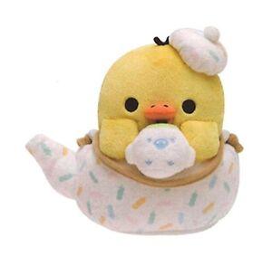 San-x-Rilakkuma-Plush-doll-Kiiroitori-Tea-House-Series