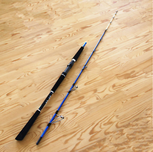 Offshore Deep Sea Rod   SNIPER DEEP SEA jigging boat rod 2pcs spinning CW 50-300g  large selection