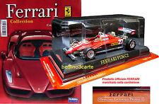 FERRARI F126 C2 - Modello 1/43 + Fascicolo FERRARI Collection n. 13