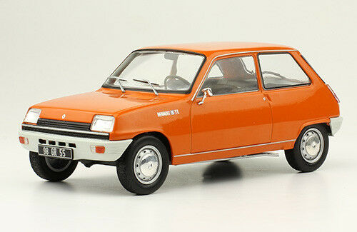 RENAULT 5 1972  1 24 New & Box Diecast model Car miniature collectible