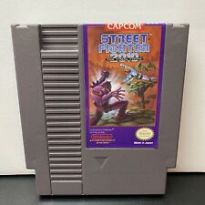 street fighter 2010 nes review