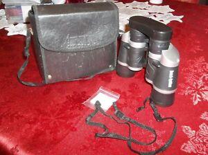 Bosch-Optikon-Binoculars-w-Compass-Case-and-accessories-NICE