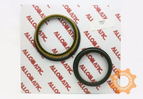 VW 09G TF60SN Automatic Gearbox Friction Kit