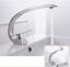 C-shape-4-Color-Bathroom-Deck-Mounted-Basin-Sink-Mixer-Faucet-Solid-Brass-Taps thumbnail 16