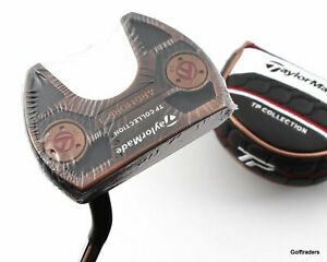 New-Taylormade-TP-Collection-Copper-SS-Ardmore-3-Putter-Steel-35-034-Cover-G2044