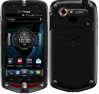 New Casio G'zOne Commando C811 4G LTE Verizon Cell Phone Rugged Android 16GB