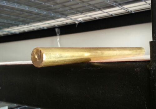""".188 3//16/'/' Brass Round Bar Rod C360 x 18/"""""""