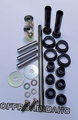 REAR INDEPENDENT A-ARM BUSHING /& SHAFT KIT POLARIS SPORTSMAN 700 2002-2007 4X4
