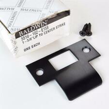 "Baldwin Estate 5510.055.E158 Door T-Strike 1-5//8/"" Lip Polished Nickel"