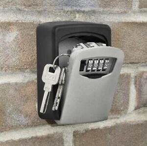 Alu Wandschlüsselsafe Keykeeper Keysafe Schlüsselbox