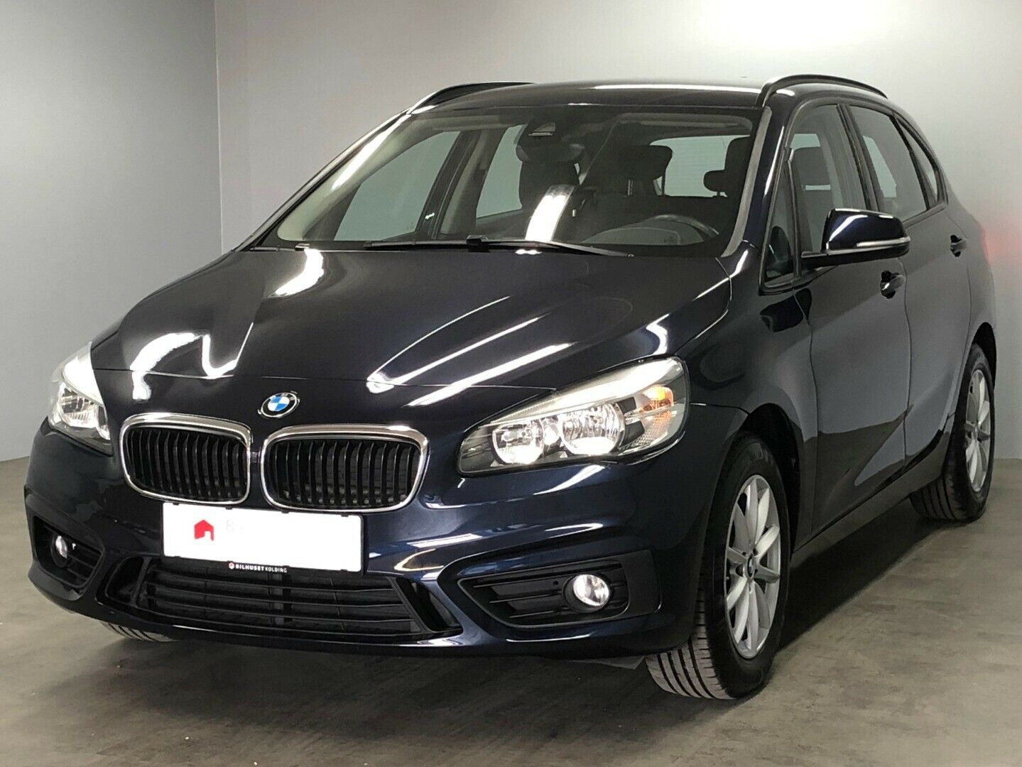 BMW 218d 2,0 Active Tourer Advantage aut. 5d - 254.900 kr.