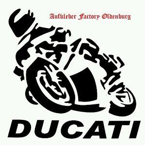 Sticker-Ducati-Aufkleber-Bike-Biker-1A-Motorrad-Tuning-Top