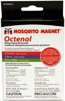 (3) Mosquito Magnet Octenol3 3 Pk Octenol 21 Day Mosquito Attractant Cartridges