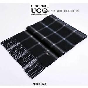 AUSCS-073-AUZLAND-UGG-Pure-Wool-Scarf-with-Fringe-Wrap-168CM-x-30CM-Soft-Fashi