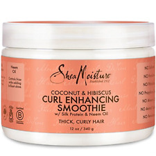 SheaMoisture Coconut and Hibiscus Curl Enhancing Smoothie 12 Oz