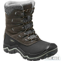 Keen Women's Durand Polar Shell Waterproof Insulated Winter Boot Made In The Usa
