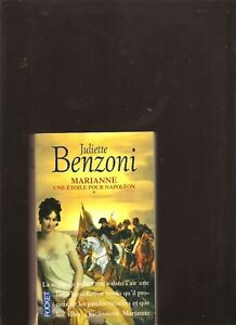Marianne-une-etoile-pour-Napoleon-tome-1-de-Benzoni-J-Livre-d-039-occasion