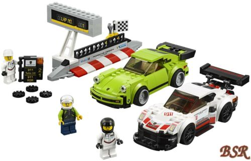 LEGO ® Speed Champions 75888 PORSCHE 911 RSR et 911 Turbo 3.0 6 NEUF 0 € Versa
