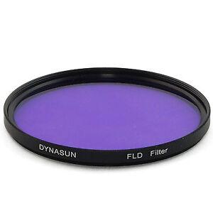 Filtre-Correction-de-Couleur-DynaSun-FLD-52mm-Fluorescent-Objectif-Lens-52-mm