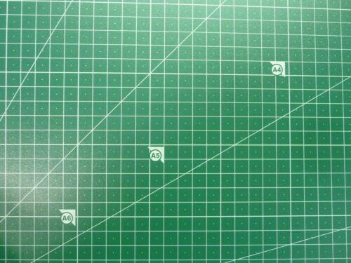 """PROFI Schneidematte DIN A 3 SELBSTHEILEND in EXTRA DICK 3mm /""""TOP QUALITÄT/"""" 80-A3"""