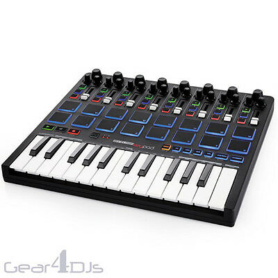 RELOOP KEYPAD USB MIDI CONTROLLER KEYBOARD PAD WITH ABLETON LIVE 9 LITE