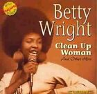 Clean up Woman & Other Favorites 0081227571320 by Betty Wright CD