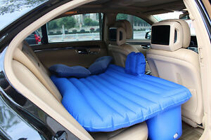 Image Is Loading Car Air Mattress Travel Bed Back Seat