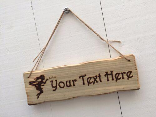 Driftwood Style Shabby Chic Custom Made Fairy Child/'s Room Tree House Den Sign
