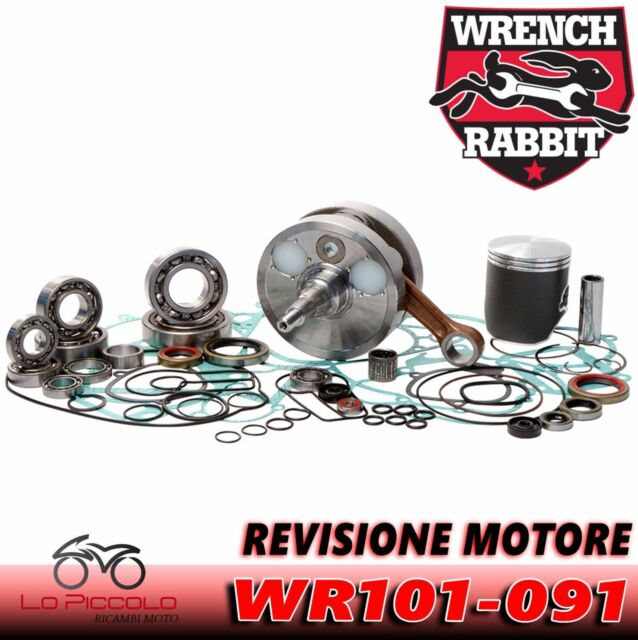 KTM XC W 250 2014 Wrench Rabbit Set Révision Moteur Arbre + Piston