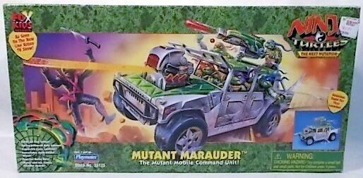 Teenage Mutant  Ninja Turtles The Next Mutation Mutant Marauder comhommedeHommest mobile  grosses soldes