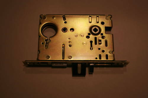Saflok SL2500 Functional Mortise Lockcase Left or Right