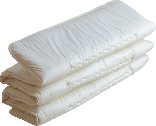 Made in Japan Twin Size Japanese Traditional Mattress Futon 6-fold