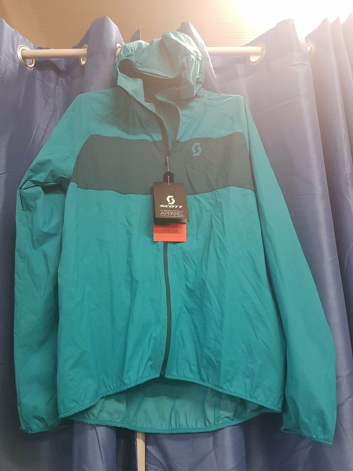 SCOTT MENS MTB/CYCLING OUTDOOR TRAIL JACKET LARGE